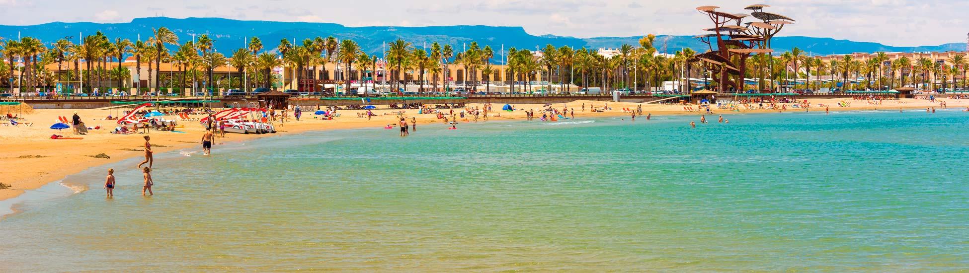Location La Pineda Espagne