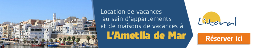 location appartment Ametlla de Mar