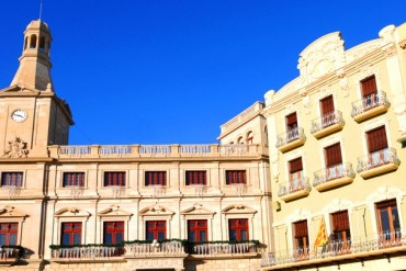 Edificios de la Ruta modernista de Reus