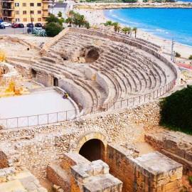 L'amphithéâtre de Tarragona