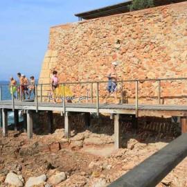 Camino de Ronda - Salou - Espagne
