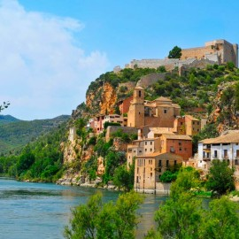 Château de Miravet à proximité dans Ametlla de Mar