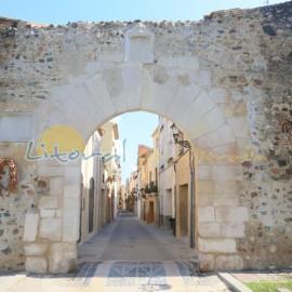 Mur dans Centre historique