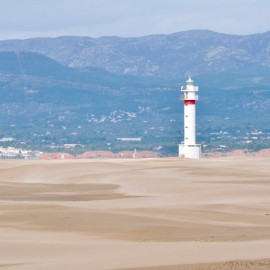 Phare Punta del Falgar - Delta del Ebro