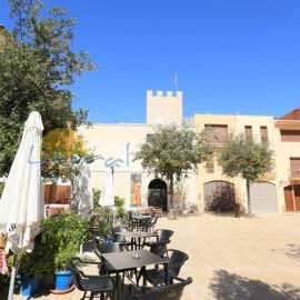 Terrasses dans la vieille ville