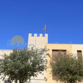 Centre historique de Hospitalet de l'Infant