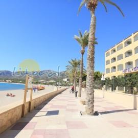 Marcher jusqu'à la plage