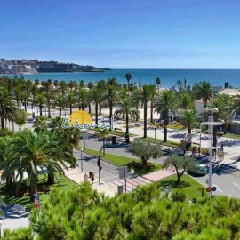 Panoramic vue de Salou
