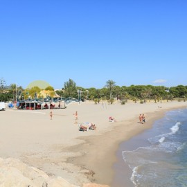 Plage Punta del Riu - Hospitalet de L'Infant
