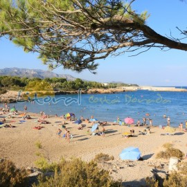 Plage Sant Jordi - Ametlla de Mar