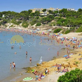 Playa larga à Salou - Costa Dorada