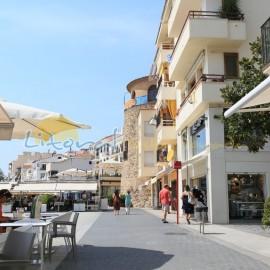 Promenade du port de Cambrils